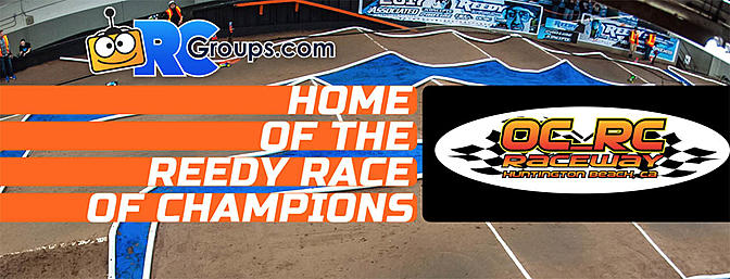RCGroups Place of the Month - OCRC Raceway