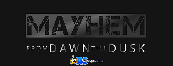 Mayhem Team Event – From Dawn Till Dusk Drone Race
