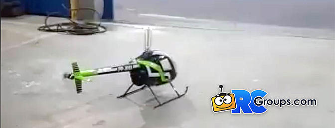 What the Heck Wednesday - RC Helicopter Crash