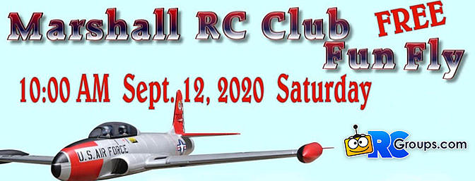 Marshell RC Club FREE Fun Fly