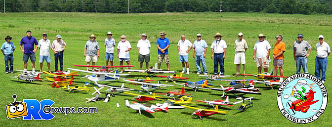 RCGroups Place of the Month - Macon Aero Modelers