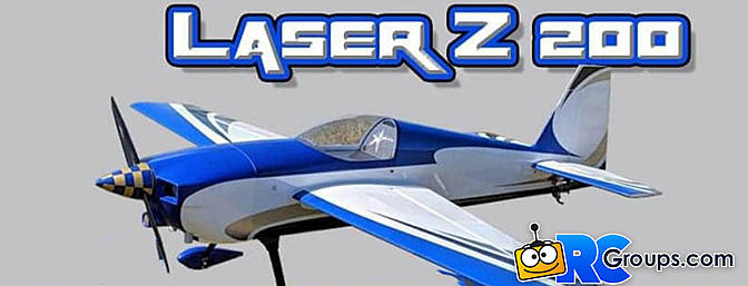 AJ Aircraft Laser Z 200 Coming Soon