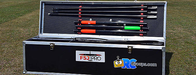 F5JPro Models Custom Box for Explorer Q