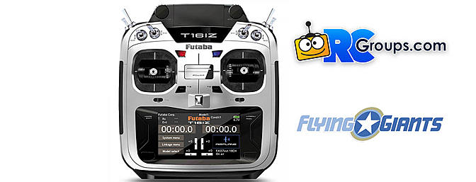 Futaba T16IZ Coming Soon