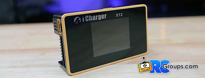 iCharger X12 1100W 30A Charging Beast