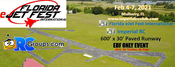 Florida eJet Fest International 2021