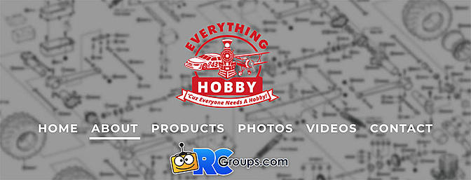 RCGroups Place of the Month - Everything Hobby
