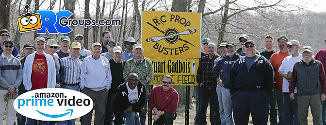 RC Propbusters: Untold Documentary