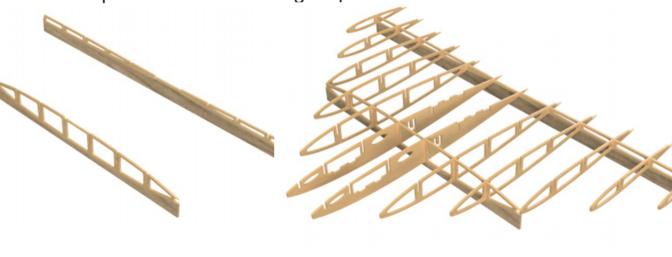 Interlocking Parts for Easy Construction