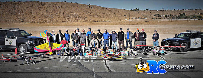 RCGroups Place of the Month - Victor Valley R/C Flyers