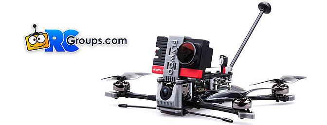 Flywoo Explorer LR 4 V2 HD Drone