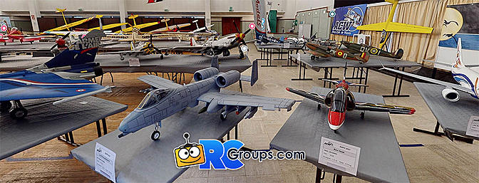Aero Club of Wavre Virtual Expo