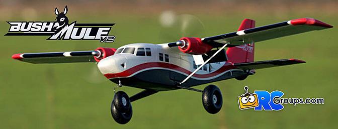 HobbyKing Avios PNF BushMule V2