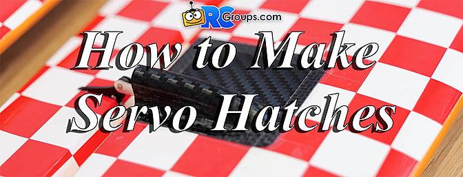 How to Make Servo Covers