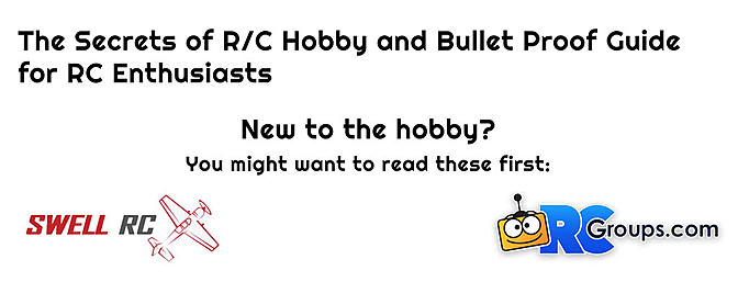 New to the RC Hobby? Read This Guide!