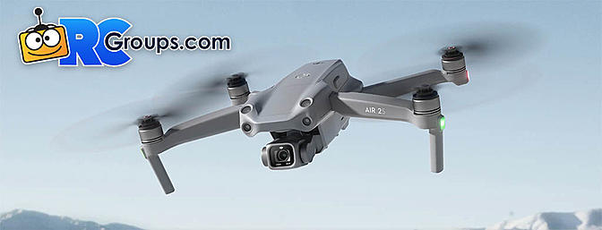 DJI Launches the Air 2S Drone