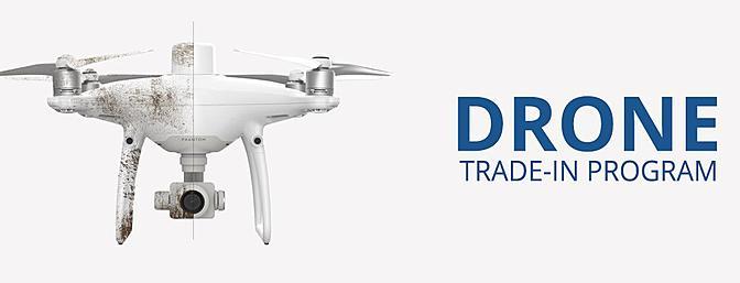 DSLR Pro's Drone Trade In Program