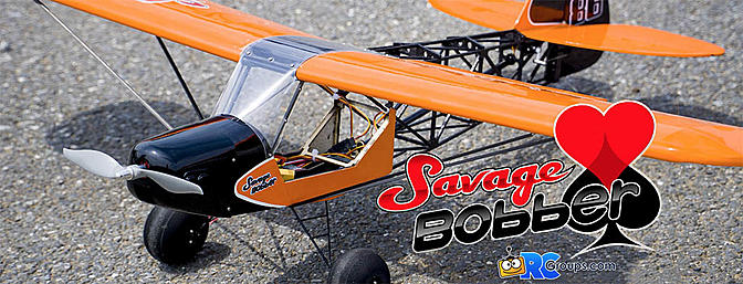 DW Hobby Savage Bobber 1.0M
