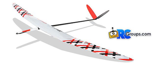 Explorer 5 GPS 4.0M Electric Sailplane