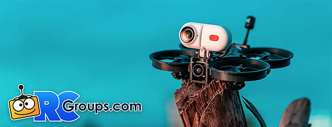Caddx Peanut Action Camera