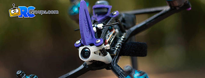 SLX 5in Race Frame
