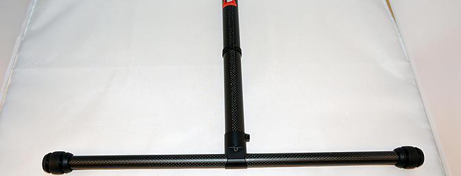 Carbon Tubes Secured