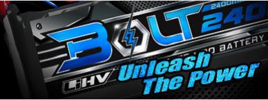 Turnigy Bolt Li-HV