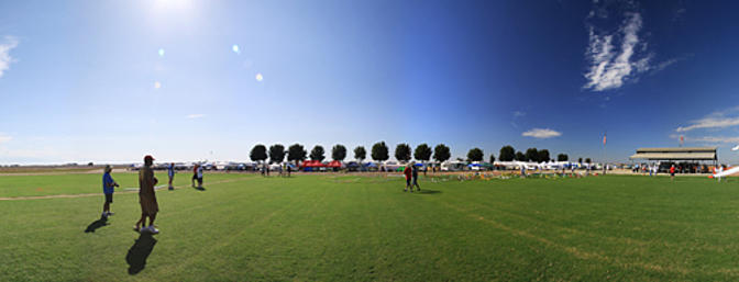 Nice field