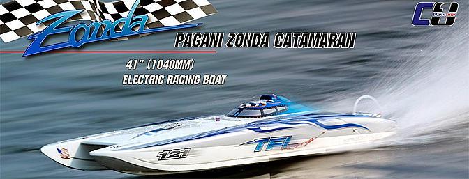 TFL Zonda Cat Twin Drive ARTR V2