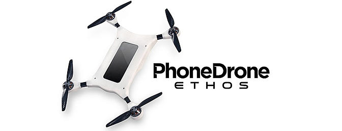 PhoneDrone - Smartphone Powered Quadcopter - RC Groups