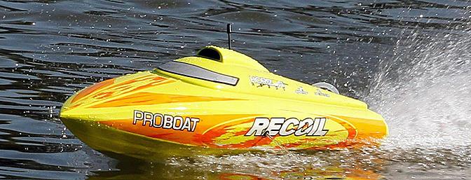 """ProBoat Recoil 26"""" RTR Deep-V"""