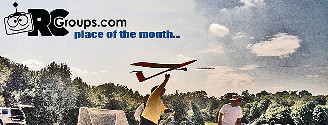 RCG Place of the Month - North Atlanta Soaring Association