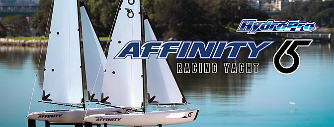 HydroPro Affinity RG65 Racing Yacht