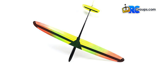 ArmSoar Composite Gliders GO 2 DLG