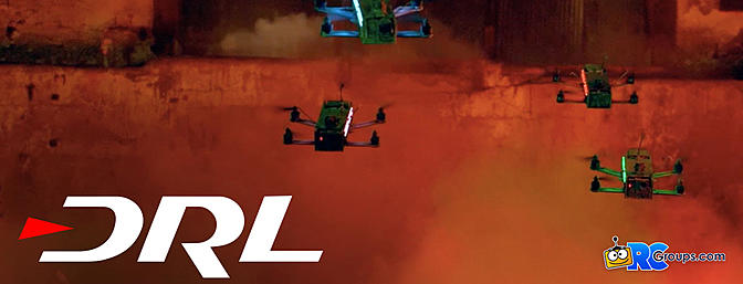 TV Network Sky to Air Drone Racing