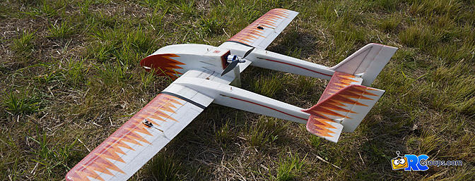 Starburst FPV/Sport Plane Hits the Market