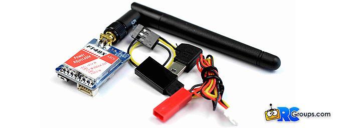 FT48X Variable Power FPV Transmitter
