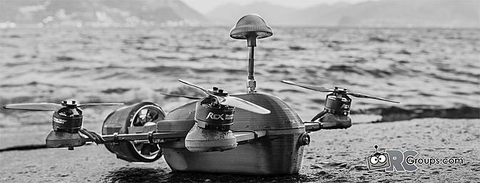 Exversa Apollo EDF Racing Drone
