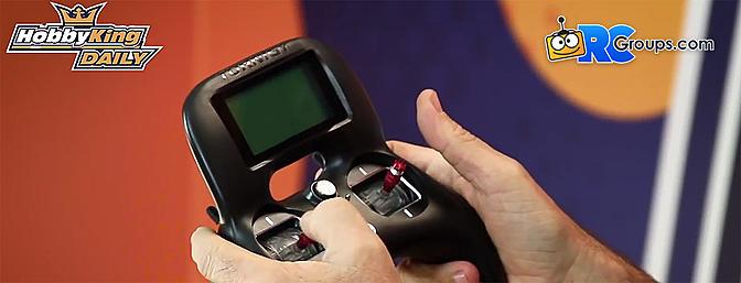 Turnigy Evolution Digital AFHDS Radio Control System