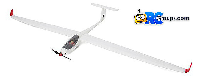 ASW 28 V2 Electric Sailplane