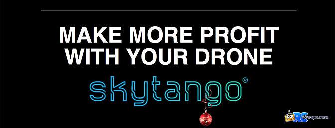 Professional Drone Hiring Service Skytango