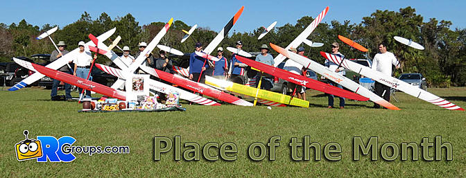 RCG Place of the Month - Orlando Buzzards
