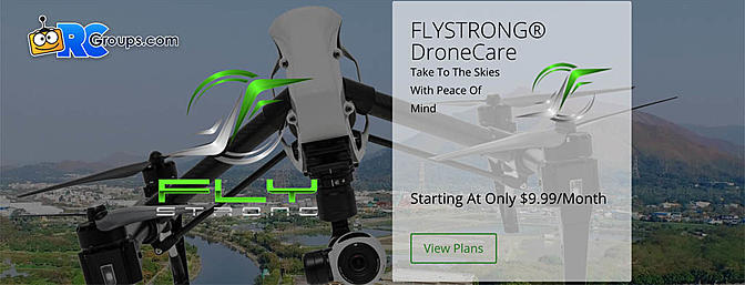 FlyStrong Drone Care Protection Plan
