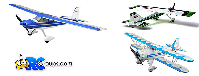 Horizon Hobby Announces 3 New Planes