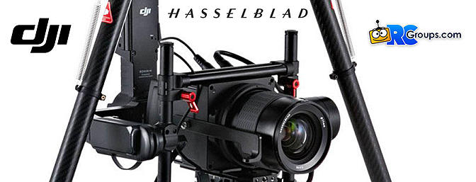 DJI Acquires Hasselblad Camera Company