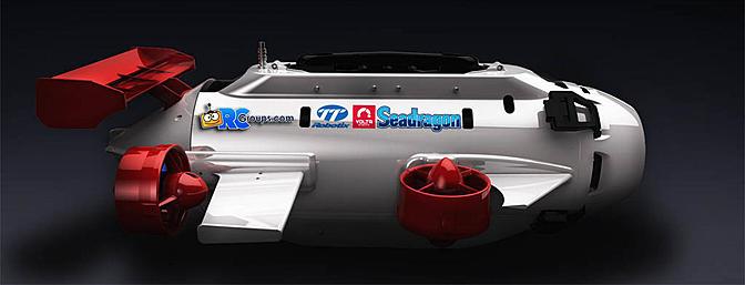 TTRobotix SeaDragon Submarine