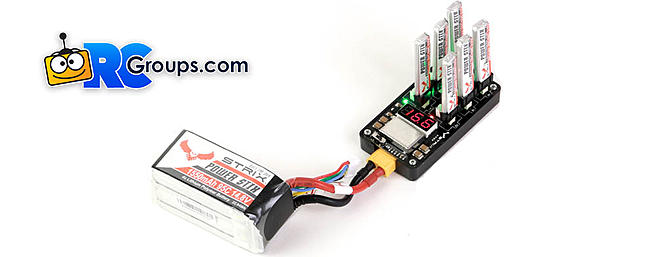 STRIX Power Stix 1s Charging Board