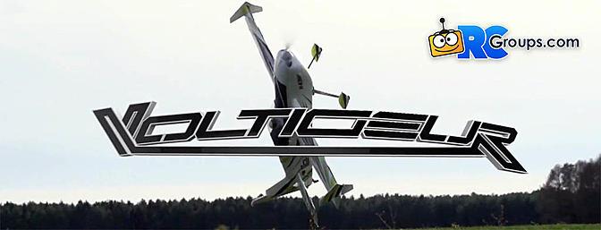 Hobby King Voltigeur 3D EPO Aerobatic Plane