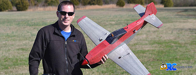 Leading Edge Electric P-51 Mustang FPV Review