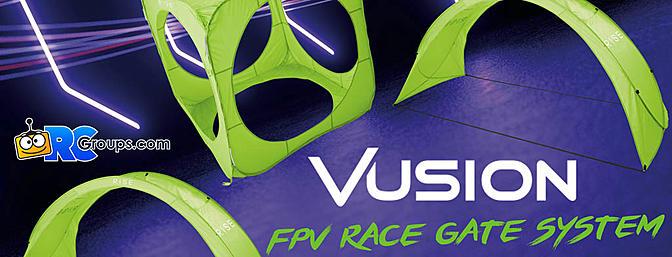 Rise Vusion FPV Drone Race Gates